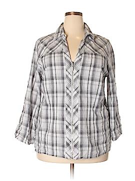 Essentials Long Sleeve Blouse Size 18 (Plus)