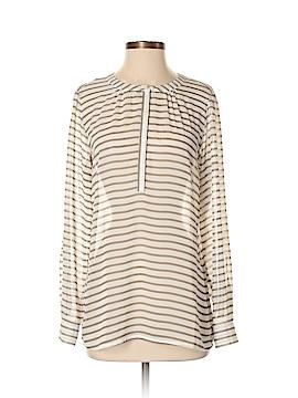 Ann Taylor Factory Long Sleeve Blouse Size 0