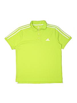 Adidas Short Sleeve Polo Size 14 / 16