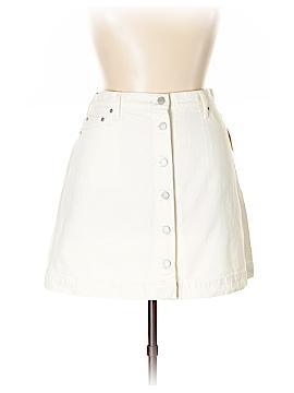 Gap Denim Skirt 33 Waist