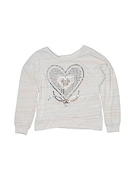 Knit Works Sweatshirt Size 10