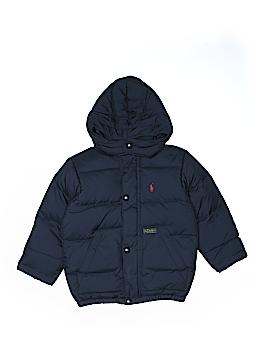 Polo by Ralph Lauren Coat Size 4T - 4