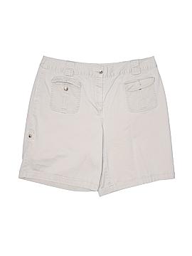 Ruby Rd. Khaki Shorts Size 16