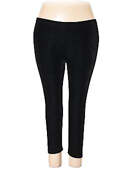 Last Exit Velour Pants Size 3X (Plus)