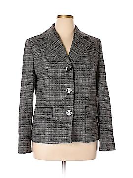 Jones New York Signature Wool Blazer Size L