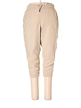 Roz & Ali Linen Pants Size XL