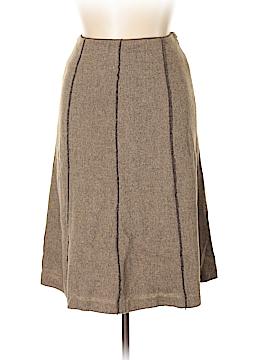 Eddie Bauer Wool Skirt Size 10