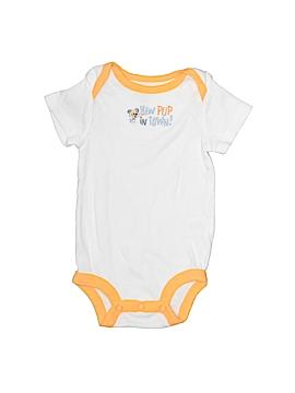 First Moments Short Sleeve Onesie Newborn