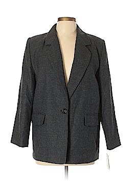 Harve Benard by Benard Haltzman Wool Blazer Size 10