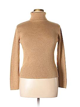 Moda International Turtleneck Sweater Size XL