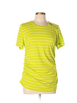 MICHAEL Michael Kors Short Sleeve Top Size L