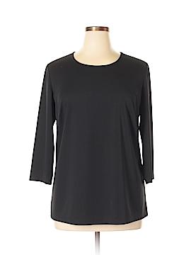 Doncaster 3/4 Sleeve Blouse Size 1X (Plus)