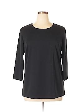 Doncaster 3/4 Sleeve Blouse Size 2X (Plus)