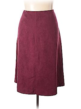 Allison Morgan Casual Skirt Size 2X (Plus)