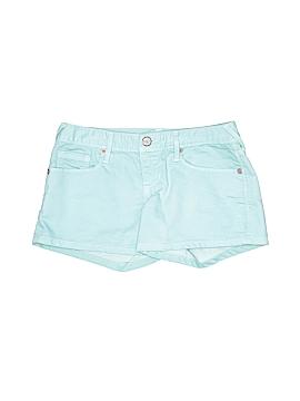 Maurices Denim Shorts Size 16 (1)