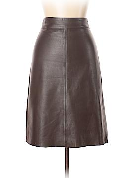 BCBGMAXAZRIA Leather Skirt Size 12