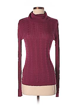 BCBGMAXAZRIA Silk Pullover Sweater Size S