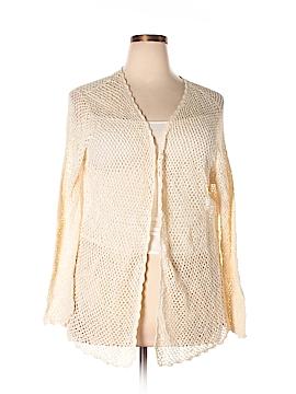 August Max Woman Cardigan Size 1X (Plus)
