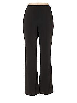 Doncaster Casual Pants Size 1X (Plus)
