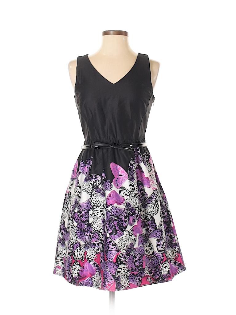 Spense Women Cocktail Dress Size 2 (Petite)