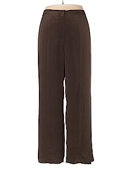 Doncaster Silk Pants Size 16