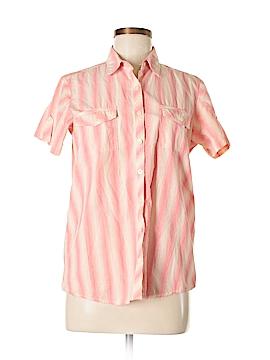 Cabela's Short Sleeve Button-Down Shirt Size M