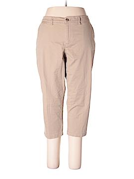 Faded Glory Khakis Size 16