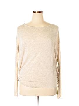 Whisper Long Sleeve Top Size L