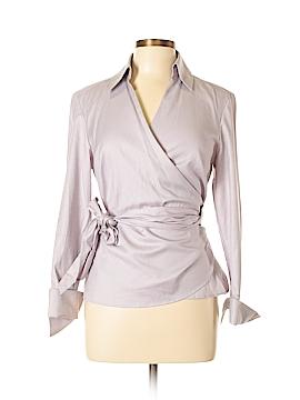 Ann Taylor Long Sleeve Blouse Size 10