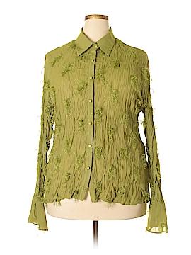 Kaelyn-Max Long Sleeve Blouse Size 2X (Plus)