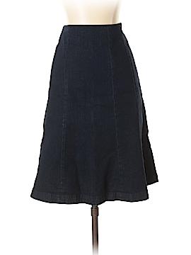 Calvin Klein Denim Skirt Size 4
