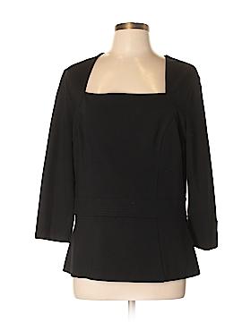 White House Black Market 3/4 Sleeve Top Size XL
