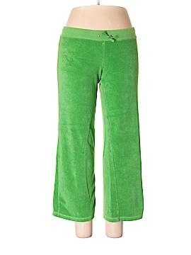 Steve & Barry's Velour Pants Size L