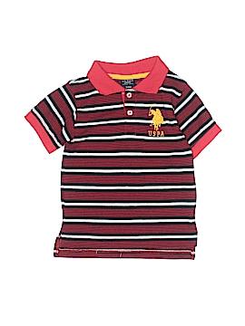 U.S. Polo Assn. Short Sleeve Polo Size 24 mo