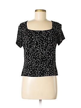 Ronni Nicole Short Sleeve Top Size M