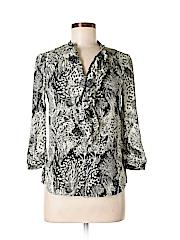 HD in Paris Women 3/4 Sleeve Blouse Size 00