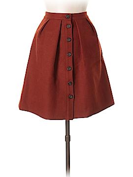 J. Crew Wool Skirt Size 4 (Petite)