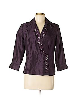 Sag Harbor 3/4 Sleeve Blouse Size 8