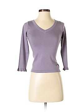 Alpha Massimo Rebecchi Silk Pullover Sweater Size 40 (IT)
