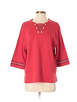 BonWorth 3/4 Sleeve Top Size XS (Petite)