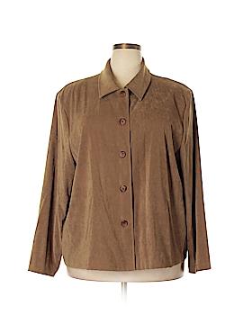 Briggs New York Jacket Size 3X (Plus)