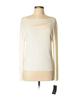 Dana Buchman Long Sleeve Top Size L (Petite)