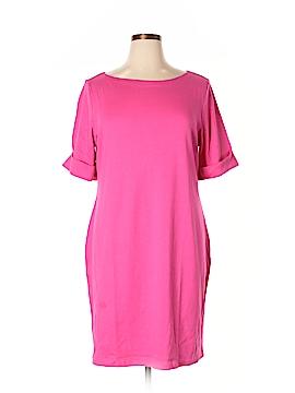 Karen Scott Sport Casual Dress Size 1X (Plus)