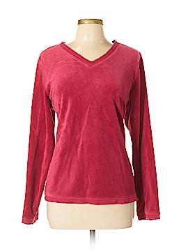 Denim & Co Pullover Sweater Size L