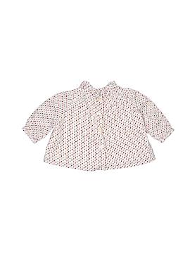 Baby Gap 3/4 Sleeve Blouse Size 0-3 mo