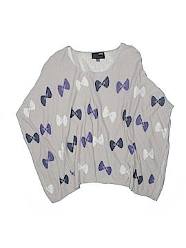 Uniqlo Short Sleeve Blouse Size 1