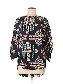 Daytrip Long Sleeve Blouse Size M