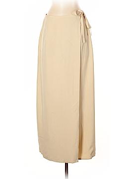 Ann Taylor Silk Skirt Size S