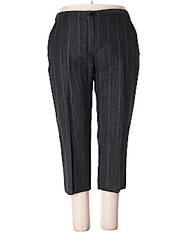 Marina Rinaldi Wool Pants Size 18 (27) (Plus)