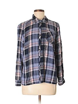 Westport Long Sleeve Button-Down Shirt Size L